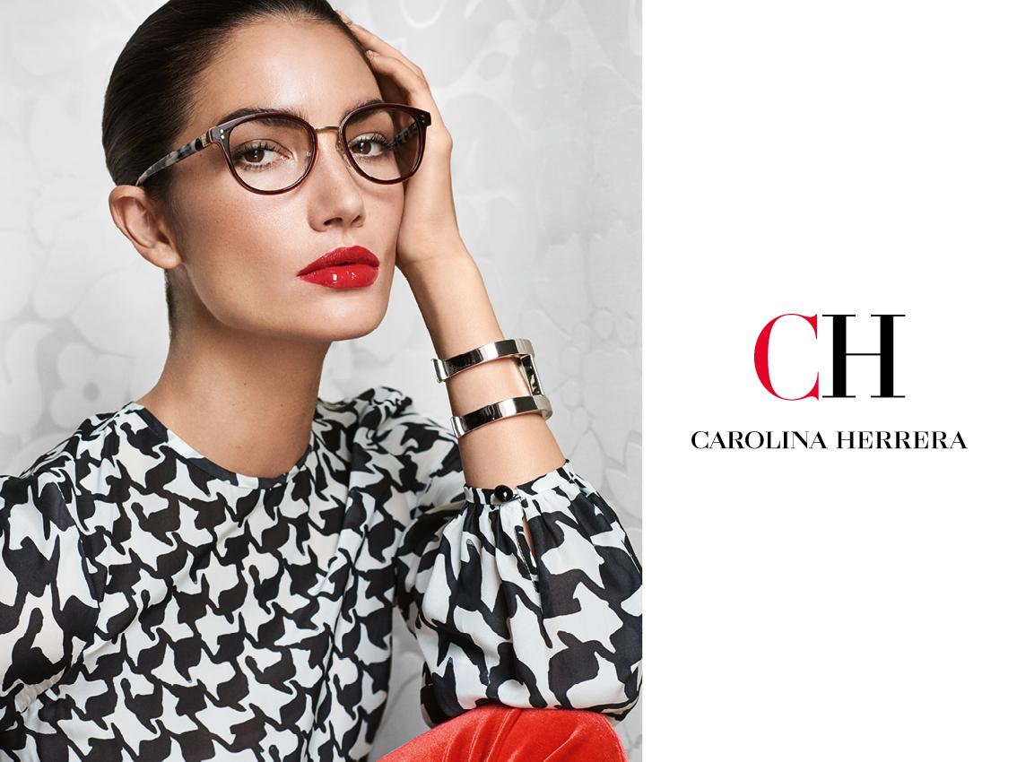 f04d8a8bd5 Nueva colección de gafas graduadas Carolina Herrera